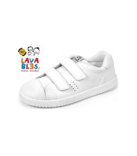 Zapatillas escolares de niña