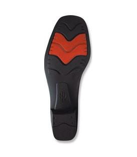 Zapato mujer piel plantilla acolchada
