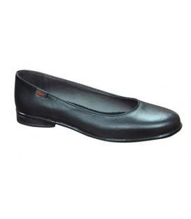 Zapato mujer tipo bailarina casi plano