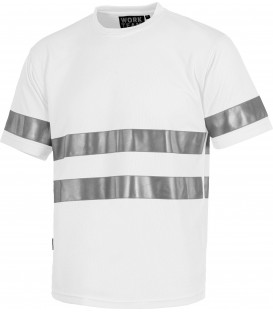 CAMISETA CON REFLECTANTE